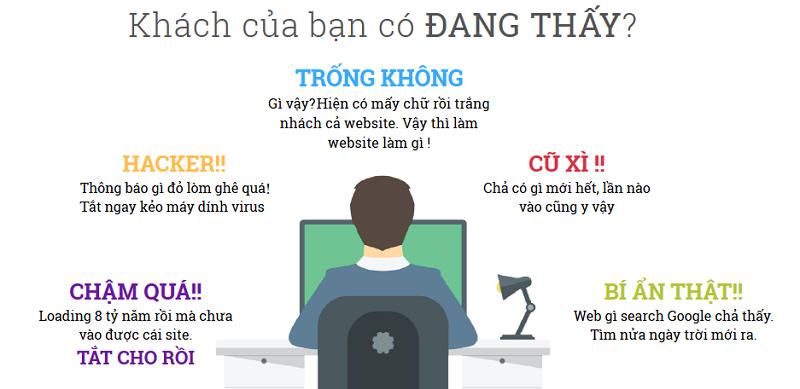 4 điều cần tránh khi sử dụng website