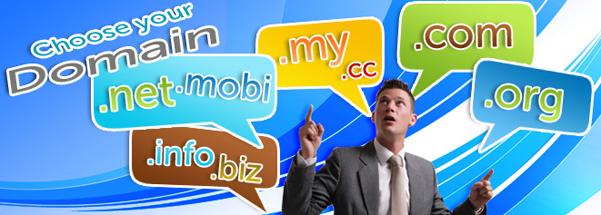 Hướng dẫn cách lựa chọn tên miền website