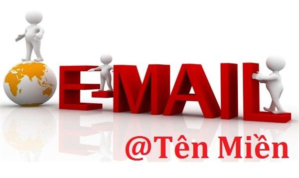 Cách tạo email theo tên miền riêng công ty