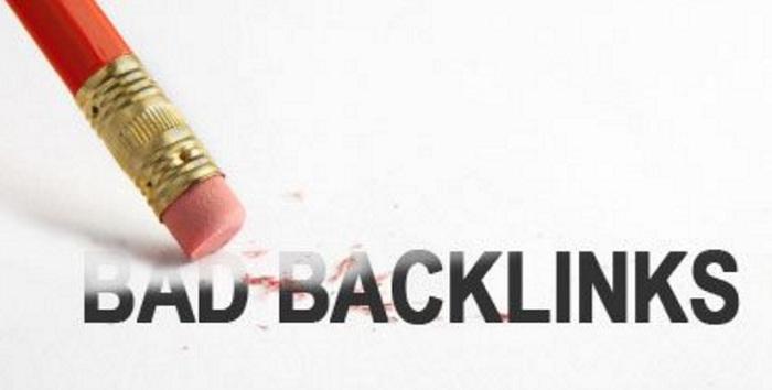 Chặn backlink xấu