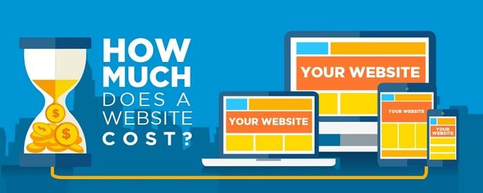 Chi phí lập website