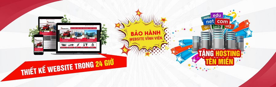 Dịch vụ thiết kế website nhanh