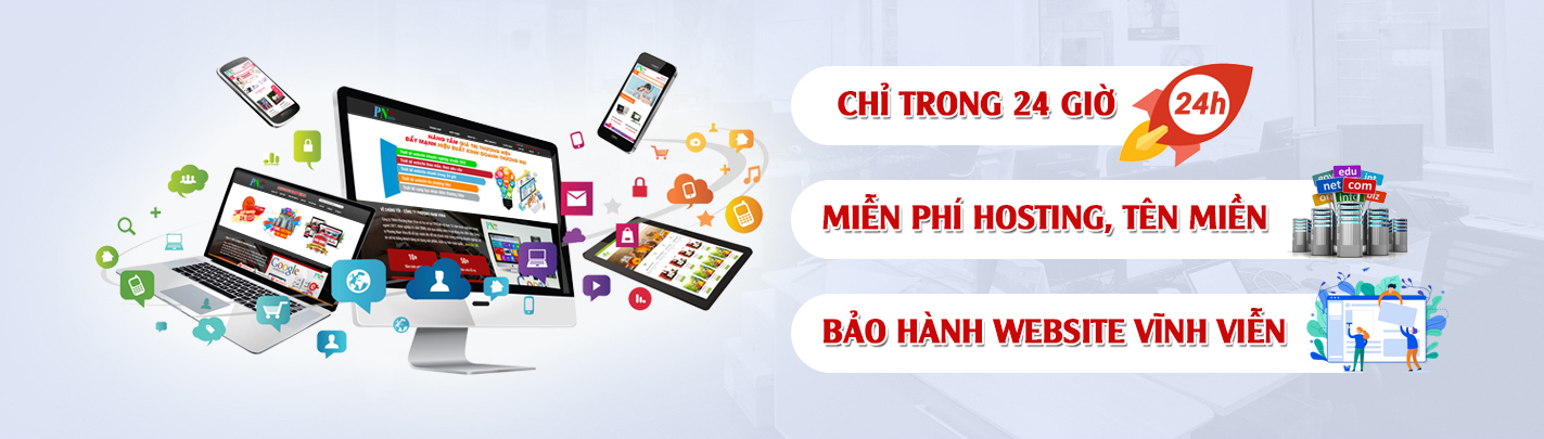 Thiết kế website tại Đồng Nai - 1