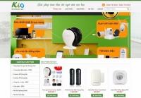 Mẫu website bán hàng điện tử - MS23