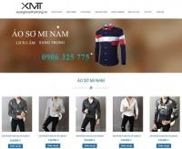 Mẫu website bán hàng thời trang - MS24