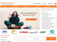 Mẫu website tuyển dụng việc làm - MS09