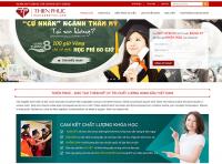 Mẫu website trung tâm thẩm mỹ - MS13