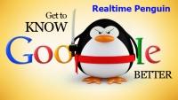 Thuật toán Google Realtime Penguin mới nhất