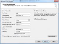 Hướng dẫn cách cài đặt email trên Outlook 2007, 2010