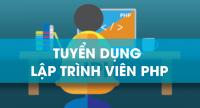 Tuyển dụng lập trình viên PHP
