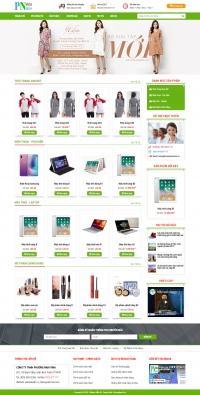 Mẫu Website Giá Rẻ 24h
