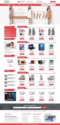 Mẫu website đơn giản giá rẻ