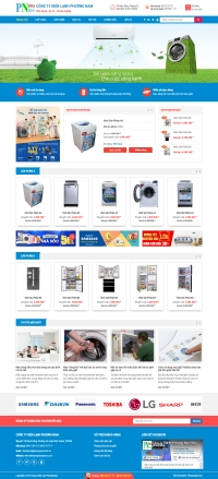 Website Chuyên Nghiệp - Mẫu 05