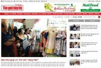 Mẫu website công ty truyền thông - MS57