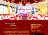 Mẫu website nhà hàng - MS01