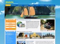 Thiết kế website du lịch chuyên nghiệp giá rẻ