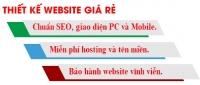Công ty thiết kế website giá rẻ ở TPHCM
