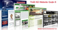 Thiết kế website quận 6