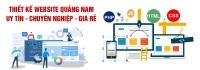 Quảng Nam - Thiết kế website Uy tín tại Phương Nam Vina