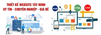 Tây Ninh - Thiết kế website Uy tín tại Phương Nam Vina