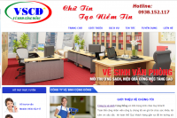 Thiết kế website vệ sinh