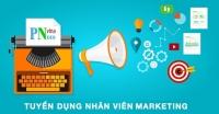 Tuyển nhân viên Marketing Online
